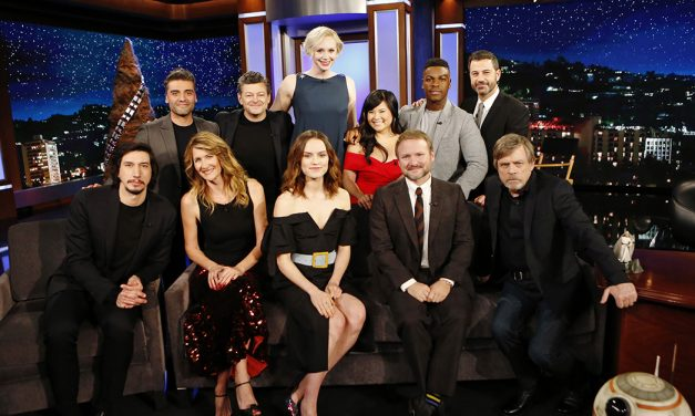 STAR WARS: THE LAST JEDI Cast Share Laughs and Stories on Late Night