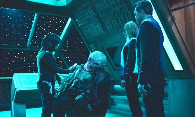 THE ORVILLE Recap: (S01E11) New Dimensions
