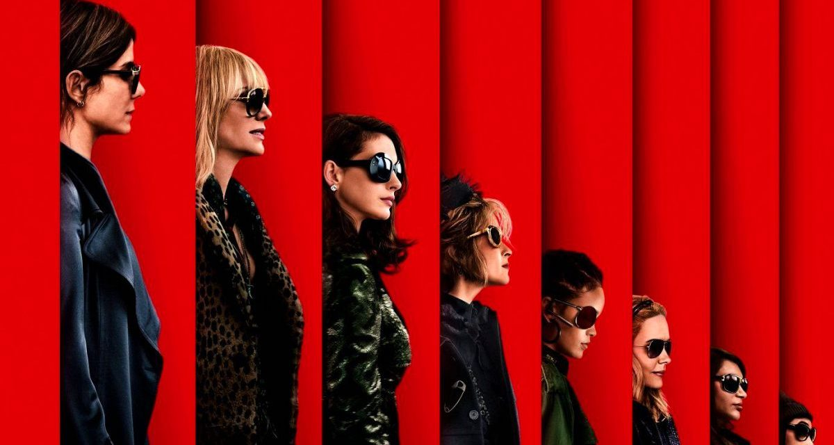 The Ladies Are Up to No Good in Trailer for OCEAN'S 8