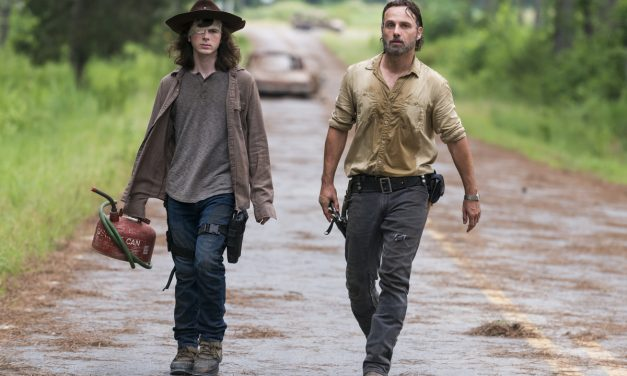THE WALKING DEAD Recap: (S08E08) How It's Gotta Be