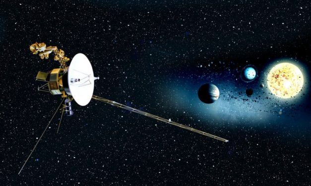 NASA Voyager 1 Fires Its Thrusters for the First Time in 37 Years