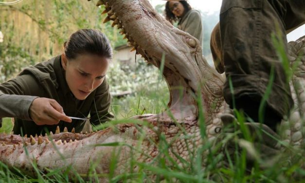 ANNIHILATION Official Trailer Gives First Glimpse of Monsters in the Shimmer