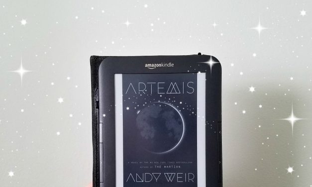 Book Review – ARTEMIS