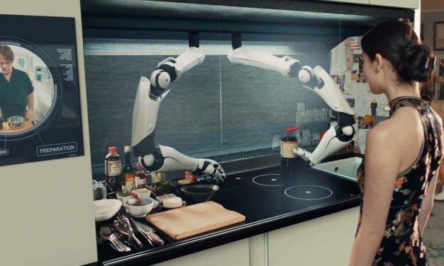 GGA Awesome Holiday Gift Idea: Robotic Kitchen