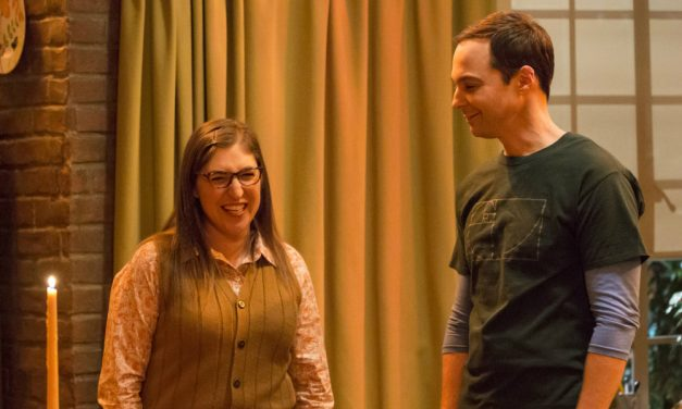 THE BIG BANG THEORY Recap: (S11E11) The Celebration Reverbation