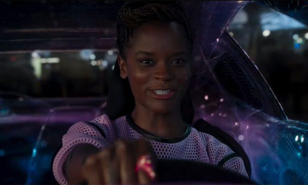 New BLACK PANTHER Clip Shows Off Sleek Wakandan Tech
