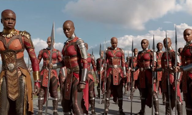The Women of Wakanda Rule in BLACK PANTHER Featurette