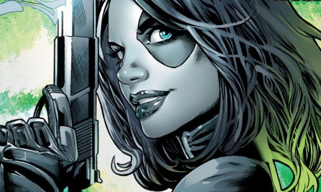 Gail Simone Gives Domino Her Own Comic Run at Marvel