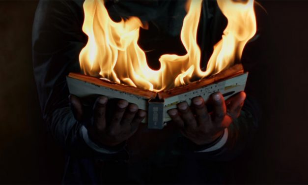 Get Fired Up with the FAHRENHEIT 451 Teaser