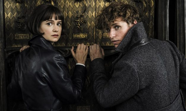 These FANTASTIC BEASTS: THE CRIMES OF GRINDELWALD Photos Tease a New Dark Witch
