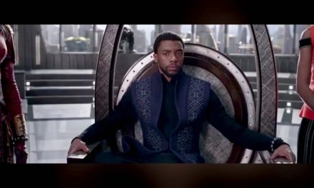 Watch Chadwick Boseman Rise as King in the Latest BLACK PANTHER Trailer