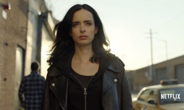 JESSICA JONES Continues to Do the Heavy Lifting in New Season 2 Image