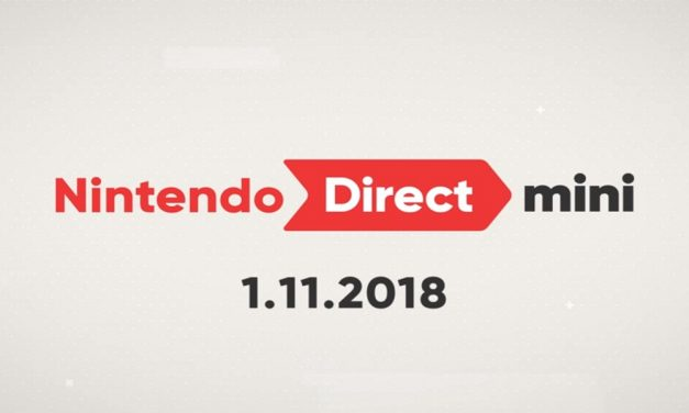 Highlights from the January Nintendo Direct Mini