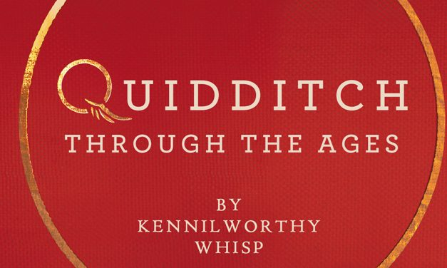 Andrew Lincoln Will Narrate QUIDDITCH THROUGH THE AGES Audiobook