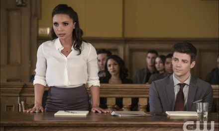 THE FLASH Recap: (S04E10) The Trial of The Flash