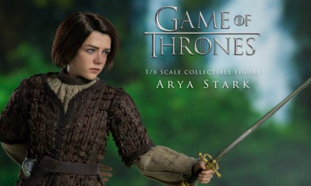 Get Your GAME OF THRONES Fix with This Amazing Arya Stark Deluxe Figure