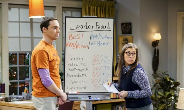 THE BIG BANG THEORY Recap: (S11E12) The Matrimonial Metric