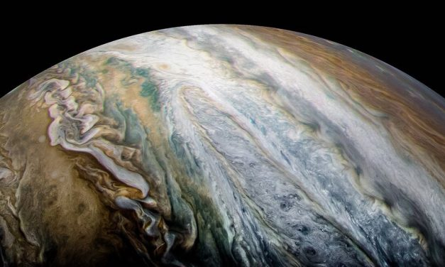 NASA Releases Spectacular New Photos of Jupiter from Juno Spacecraft