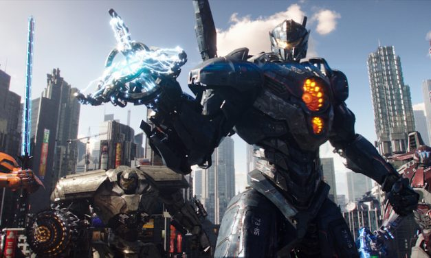 In the New Trailer for PACIFIC RIM: UPRISING It's Survival of the Biggest