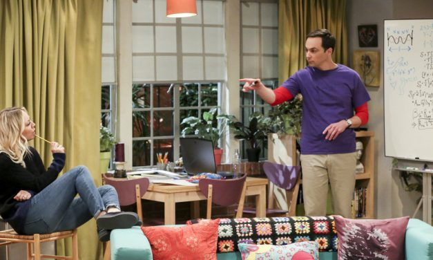 THE BIG BANG THEORY Recap: (S11E13) The Solo Oscillation