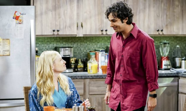 THE BIG BANG THEORY Recap: (S11E14) The Separation Triangulation