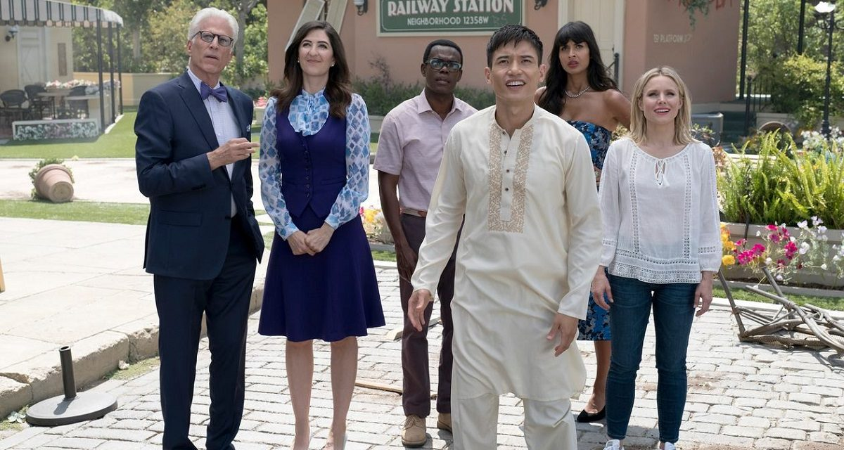 THE GOOD PLACE Recap: (S02E09) Best Self