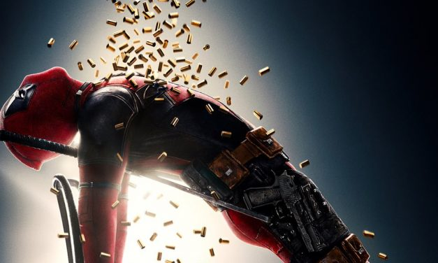 DEADPOOL 2 Gets Flashy with Brand New Poster
