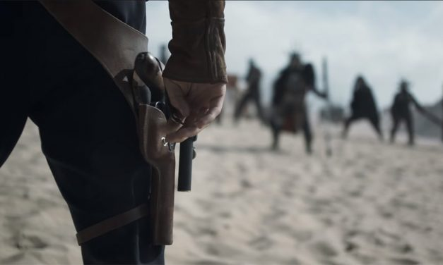 New SOLO: A STAR WARS STORY Trailer Highlights Han's History