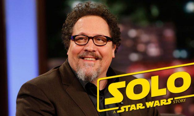 Jon Favreau Joins Han Solo with SOLO: A STAR WARS STORY Role