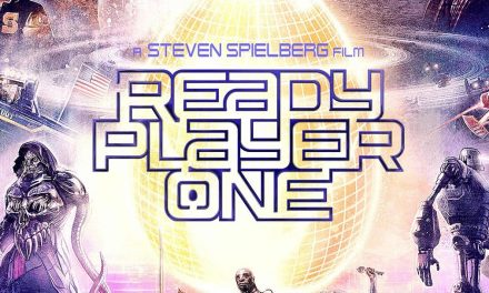 Feel the Nostalgia in the New READY PLAYER ONE Poster