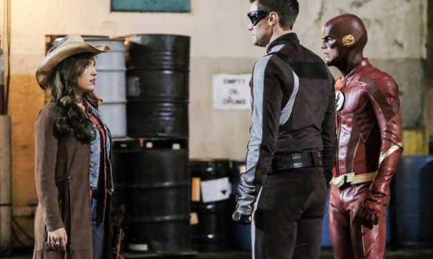 """Ralph and Barry Face the Music in the Next Episode of THE FLASH, """"Subject 9"""""""