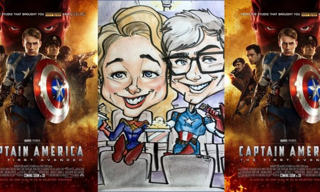 Marvel Us Podcast Ep 24 – Captain America: The First Avenger (2011)