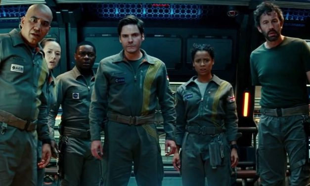 Movie Review – THE CLOVERFIELD PARADOX