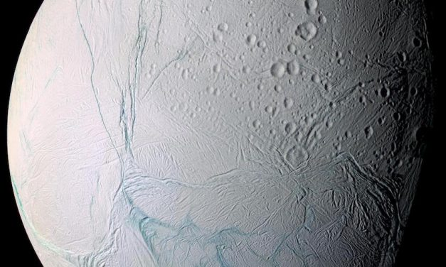 Methane Could Be a Sign of Life on Saturn's Moon Enceladus