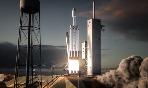 SpaceX Makes History Tomorrow With Falcon Heavy Rocket Launch
