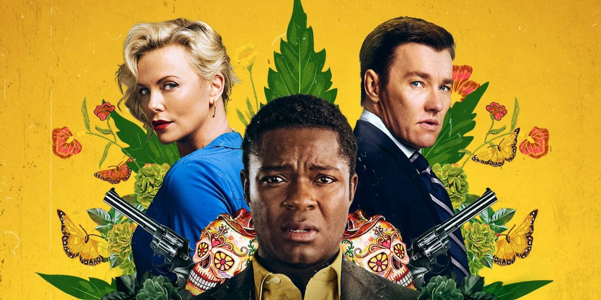 Movie Review: Gringo