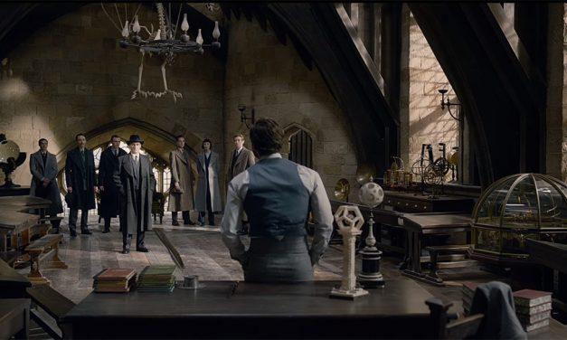FANTASTIC BEASTS: THE CRIMES OF GRINDELWALD Trailer Returns to Hogwarts