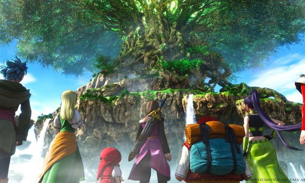 DRAGON QUEST XI Is Coming to PlayStation and Steam in September