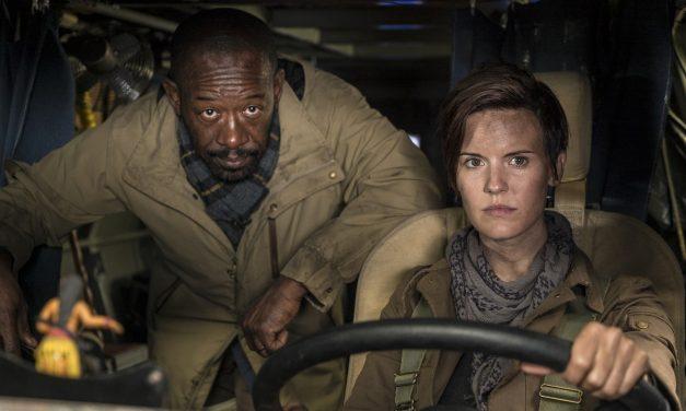 Morgan Jones Runs Towards 'A New World to Fear' in the First Teaser for FEAR THE WALKING DEAD Season 4