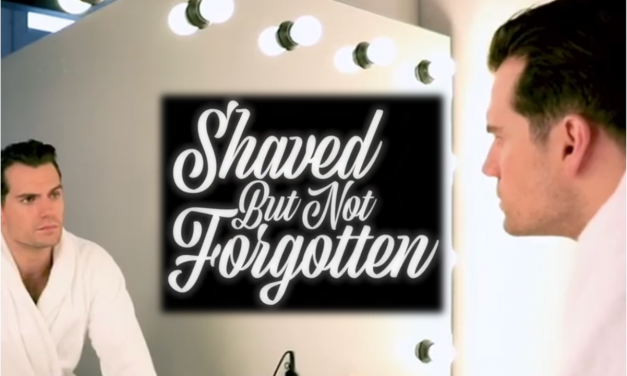 HENRY CAVILL Mourns Mustache in 'Shaved But Not Forgotten' Video