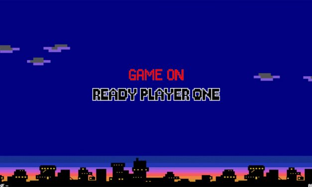 Have an 8-Bit Adventure and Find Easter Eggs on this READY PLAYER ONE Prequel Site