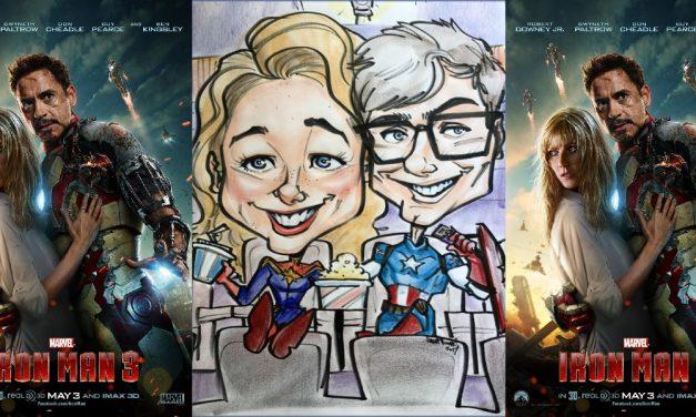 Marvel Us Podcast Ep 28 – Iron Man 3 (2013)