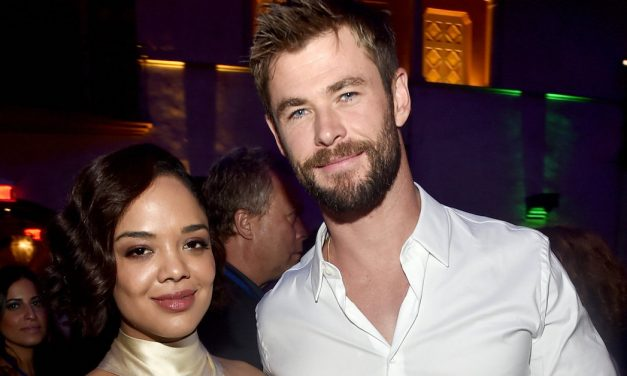 MEN IN BLACK Reboot Will Feature Tessa Thompson and Chris Hemsworth