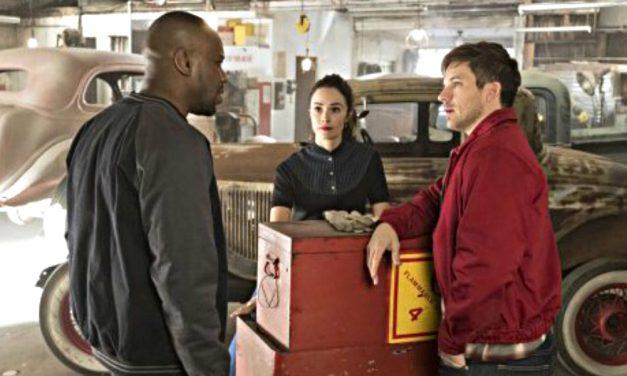TIMELESS Recap: (S02E02) The Darlington 500