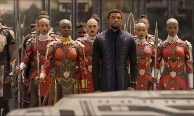 All Eyes on Wakanda in the New AVENGERS: INFINITY WAR TV Spot