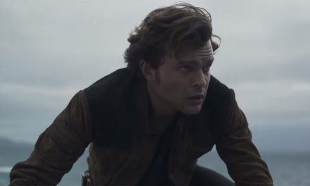No Friends Among Smugglers in the New SOLO: A STAR WARS STORY Ad