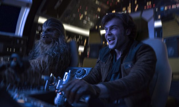 'Han Is an Idealist' Says Alden Ehrenreich in STAR WARS SHOW Interview