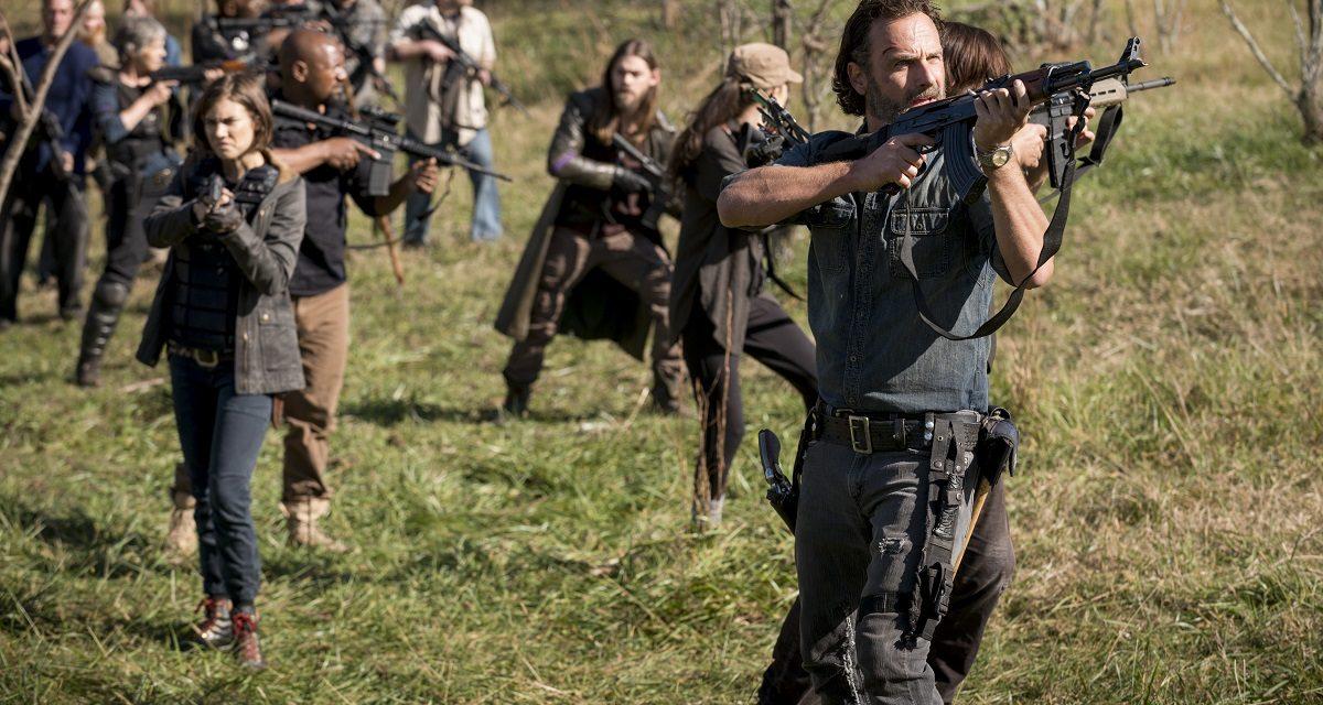 THE WALKING DEAD Season Finale Recap: (S08E16) Wrath