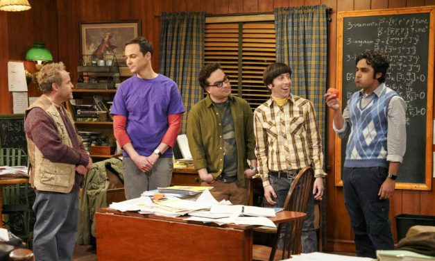 THE BIG BANG THEORY Recap: (S11E20) The Reclusive Potential