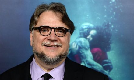 Guillermo del Toro Is Bringing SCARY STORIES TO TELL IN THE DARK to the Big Screen